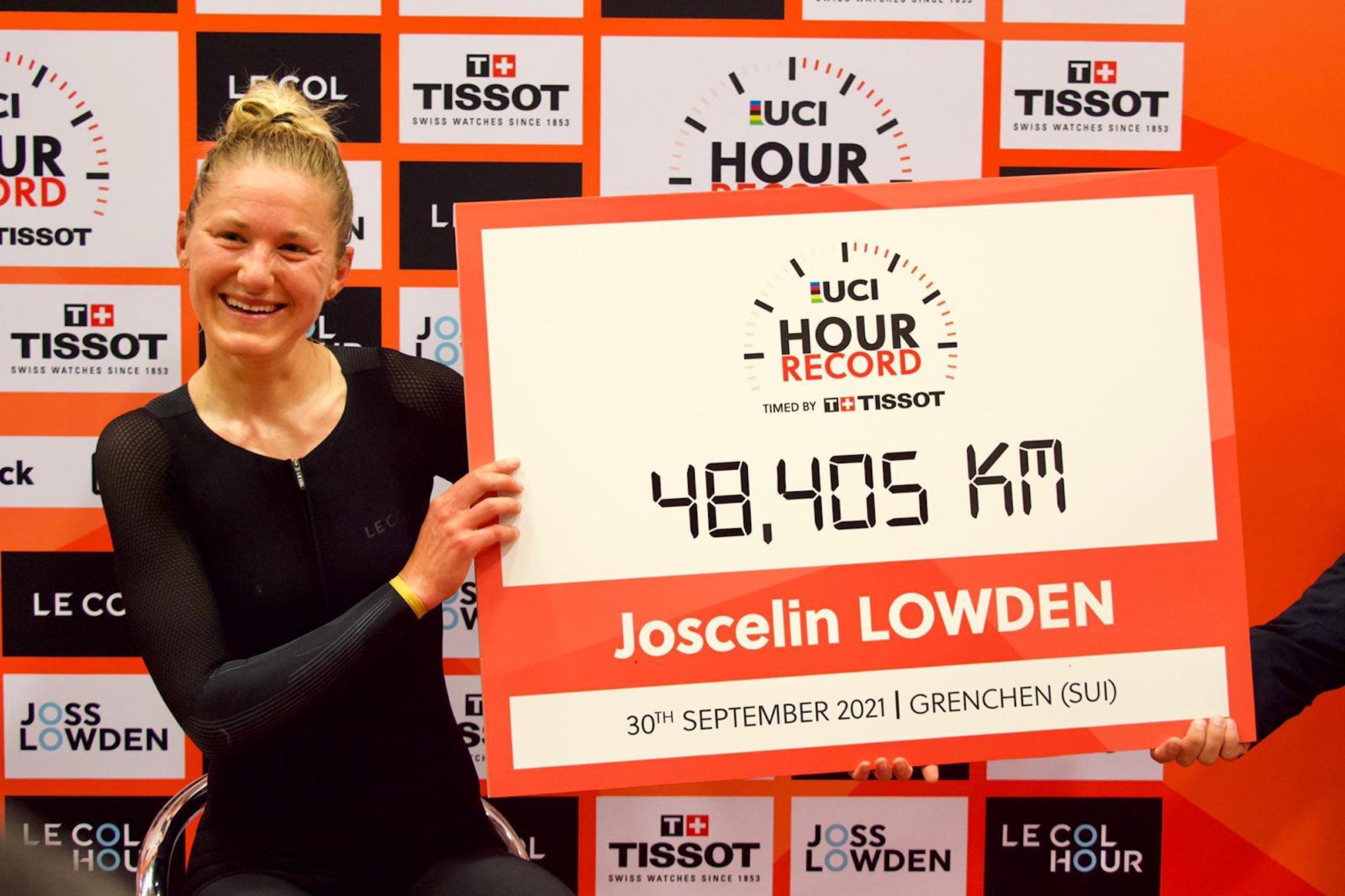 'Muchas dudas sobre sí mismo, pero en realidad no fue tan malo': Joss Lowden reflexiona sobre su carrera en el récord de horas