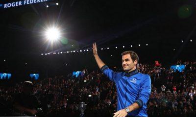 Roger Federer: 'no le dije todavía que voy'