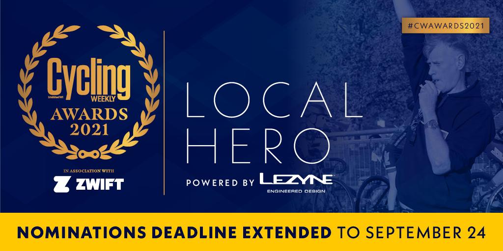 Nomina a tu héroe local de 2021