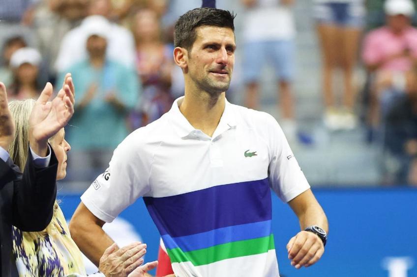 "Mouratoglou: ""Novak Djokovic sintió el peso de la historia"""