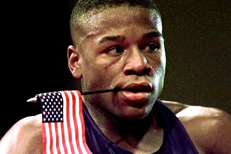 Juegos Olímpicos de Floyd Mayweather