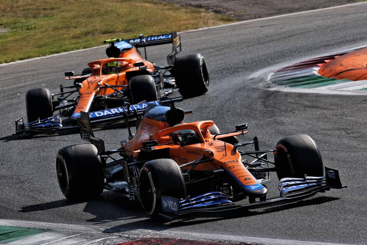 Ricciardo habla sobre la 'sensación de ardor' que impulsó la victoria de Monza