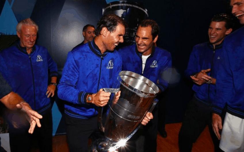 'Roger Federer, Rafael Nadal y Djokovic han logrado algo ...', dice la estrella