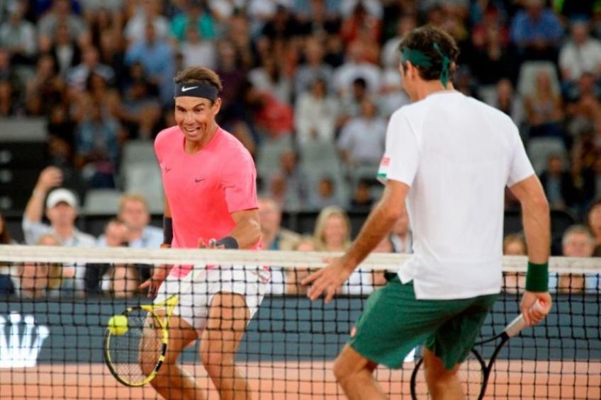Roger Federer y Rafael Nadal se retirarán pronto, dice leyenda de la ATP