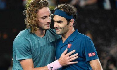Roger Federer: Stefanos Tsitsipas envió un mensaje de texto para decir que me extraña