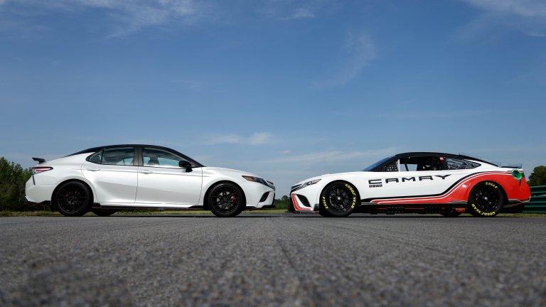 Toyota 2022 - NASCAR Next Gen
