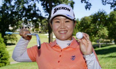 Un par de ases en Arkansas eleva a Nasa Hataoka al quinto título de la LPGA en su carrera