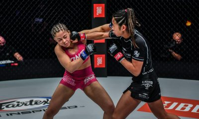 Victoria Lee se mantiene invicta con victoria por nocaut técnico sobre Souza