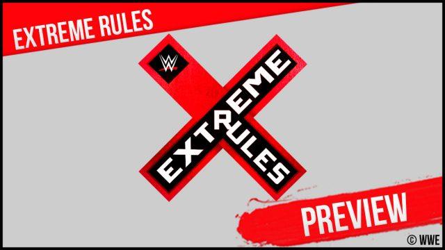 """""""WWE Extreme Rules 2021"""": ¡Esta noche en vivo y chat a partir de las 2 en punto!  - Matchcard - Participa en el juego de predicciones hasta las 11:59 p.m. - EN VIVO en WWE Network"""