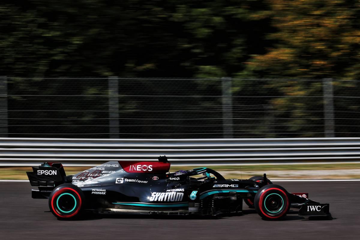 Wolff: la penalización del motor de Hamilton 'no es una obligación absoluta'