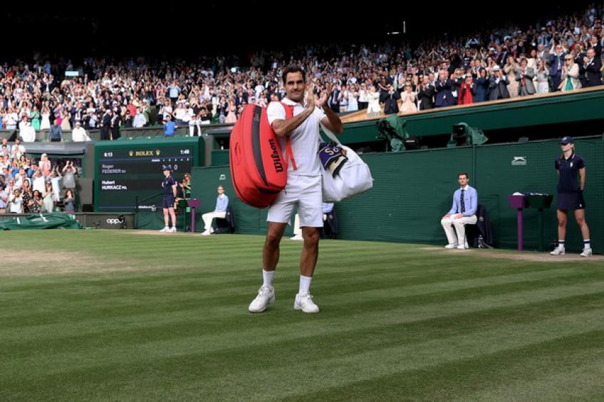 ¡Roger Federer sale del top 10 por primera vez desde 2017!  ¿Regresará?