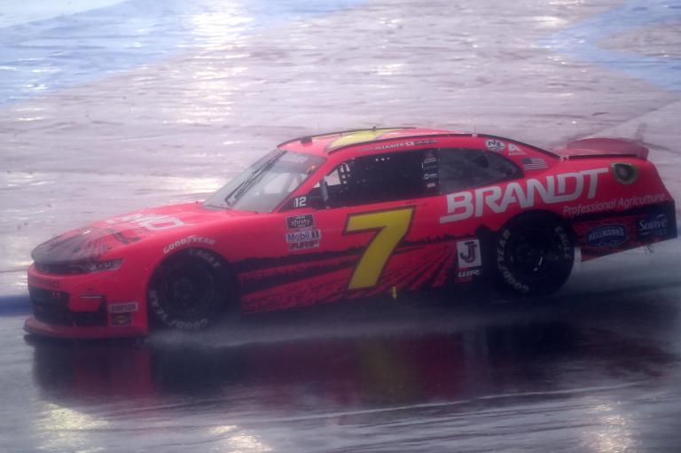 Justin Allgaier - Rain Racing - NASCAR Xfinity Series - Charlotte ROVAL