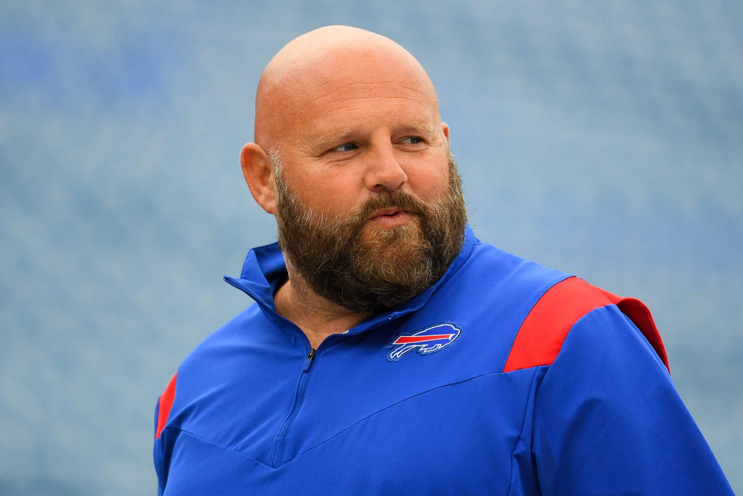 Brian Daboll, Buffalo Bills
