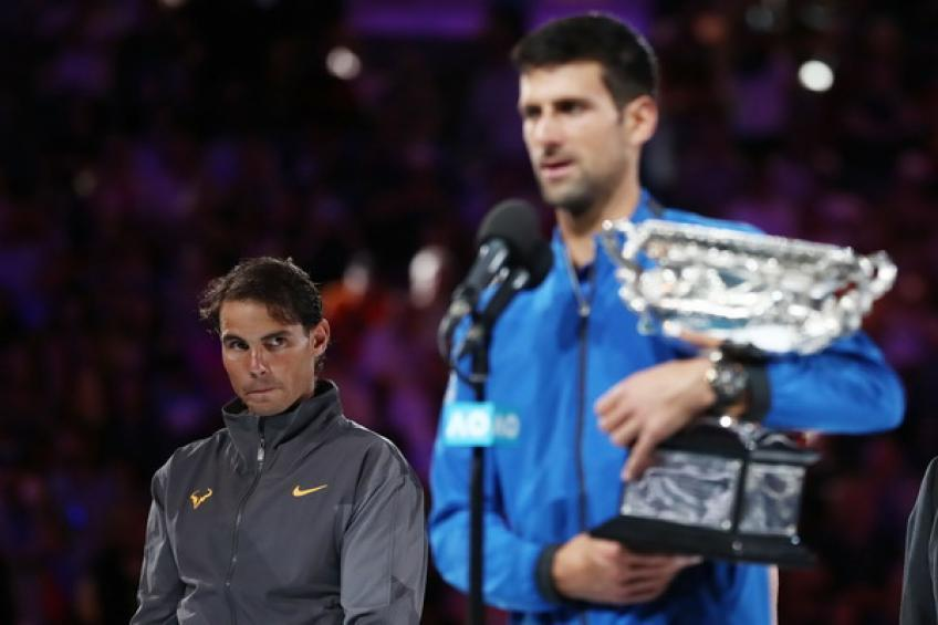 'A Rafael Nadal le quedan 2 o 3 buenos años', dice el técnico