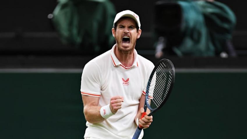 Andy Murray culpa a la falta de consistencia por la derrota de Alexander Zverev
