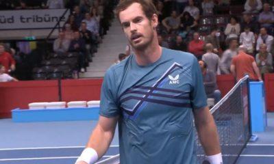 ATP Viena: Andy Murray supera a Hubert Hurkacz por la victoria entre los 10 primeros
