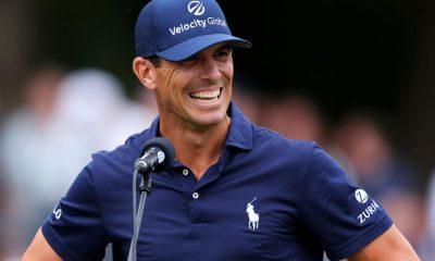 Billy Horschel es nombrado golfista del mes