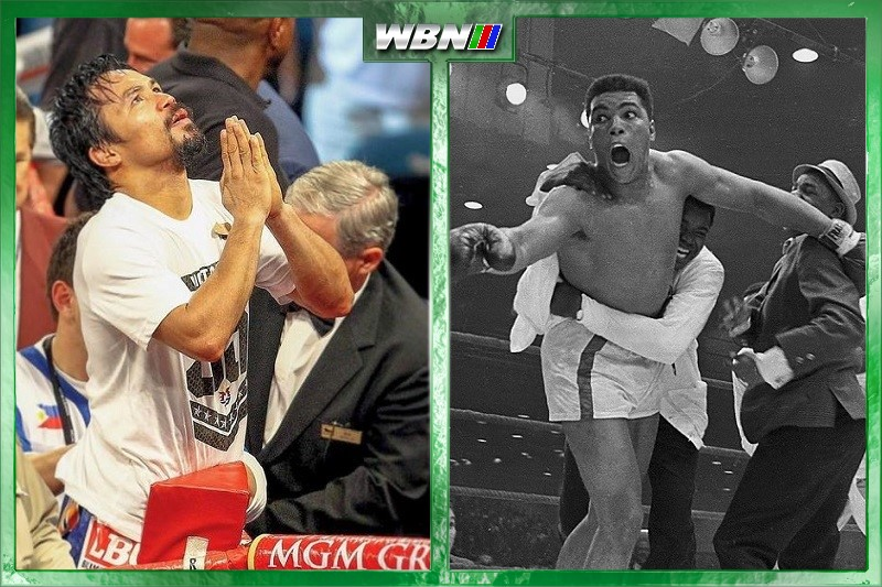 Manny Pacquiao Muhammad Ali