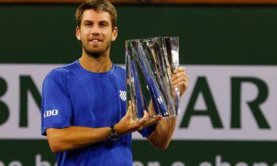 ATP Indian Wells: Cameron Norrie derrota a Nikoloz Basilashvili para celebrar la corona