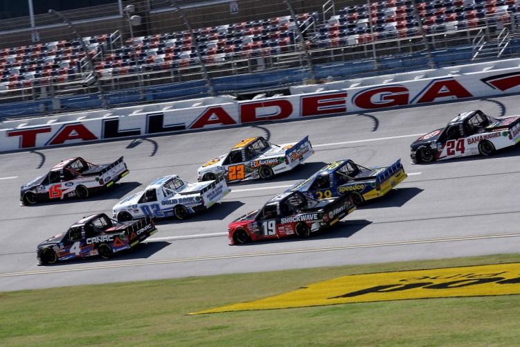 Camiones DFS NASCAR Talladega