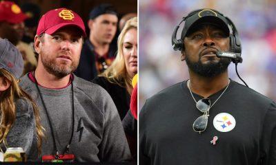 Carson Palmer nombra a Mike Tomlin como candidato a entrenador de la USC
