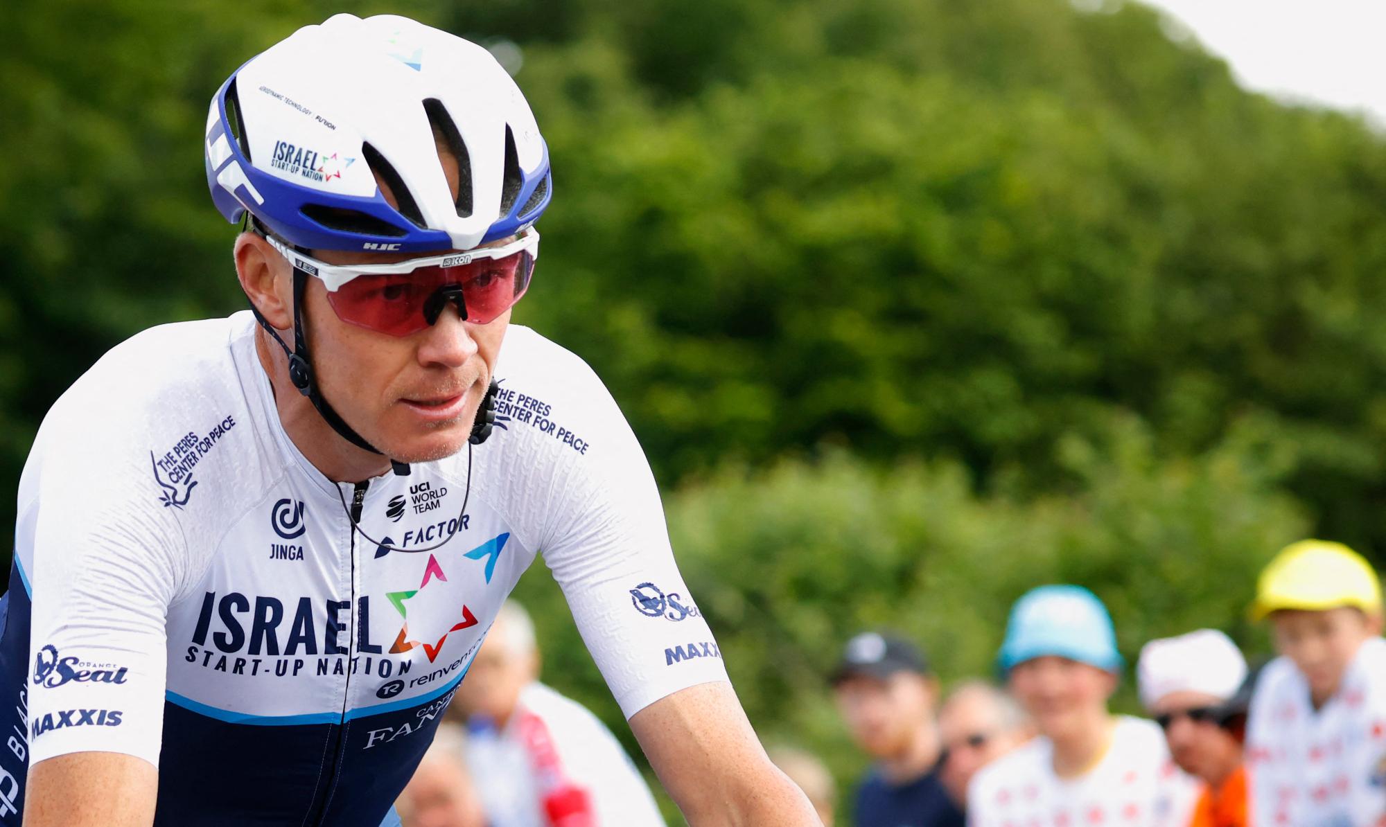 Chris Froome: 'todavía sueño con esa quinta victoria en el Tour de Francia'