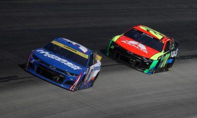 Clasificaciones de NASCAR TV: Texas Motor Speedway (octubre de 2021)