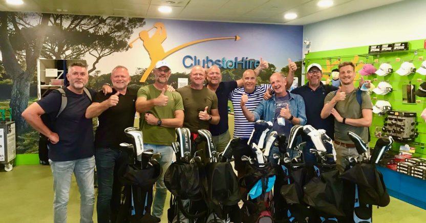 Clubes para contratar, experimentando un gran repunte de viajes - Golf News