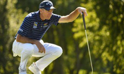 Cómo Jim Furyk se dio cuenta de que los campeones del PGA Tour estaban 'donde yo quería estar'