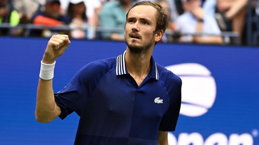 Toni Nadal: cuando Daniil Medvedev juega bien está en el nivel de los Tres Grandes
