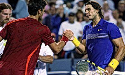 Cuando Rafael Nadal y Novak Djokovic casi juegan dobles juntos