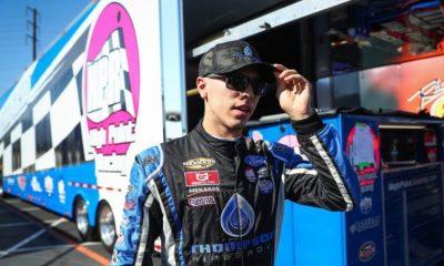 Dean Thompson se une a Niece Motorsports para el evento ARCA en Kansas, Truck Finale en Phoenix