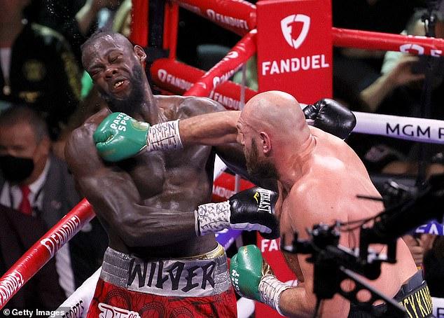 Tyson Fury destruyó a Deontay Wilder con un nocaut en el undécimo asalto para retener su título del CMB