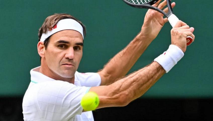 """Roger Federer: """"Duele ver a un tenista con problemas psicológicos"""""""