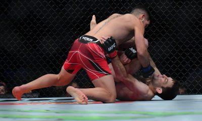 El contendiente en ascenso Ilia Topuria reflexiona sobre su primer año en UFC