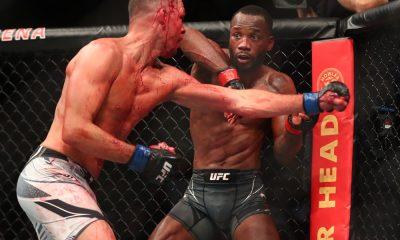 El desliz de Leon Edwards contra Nate Díaz le costó la oportunidad por el título