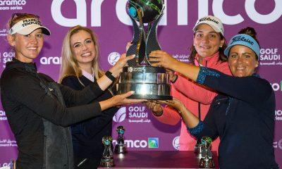 El equipo Korda se adjudica la victoria de la Serie Aramco en Nueva York - Golf News
