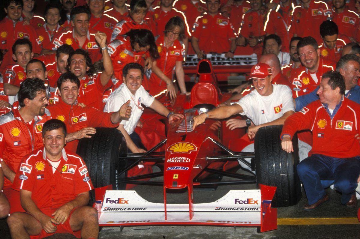 El tan esperado final de la estéril racha de 21 años de Ferrari