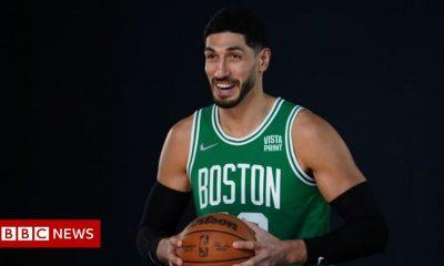 Enes Kanter: estrella de Boston Celtics bajo fuego por comentarios de Xi Jinping