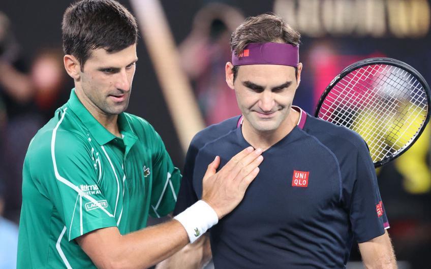 """Clarey: """"Es pelea entre Roger Federer y Djokovic por la CABRA"""""""