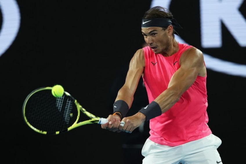 'Eso demuestra que Rafael Nadal tiene los pies en la tierra', dice la estrella de la WTA