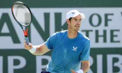 Andy Murray: estaría mintiendo si dijera que llamé a Cameron Norrie ganando Indian Wells