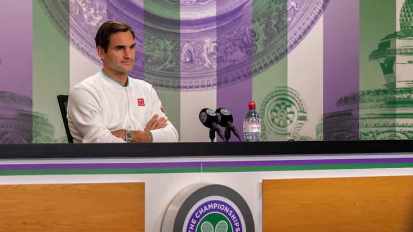 Roger Federer: 'Estoy deseando que lleguen los próximos 40 y gastar ...'