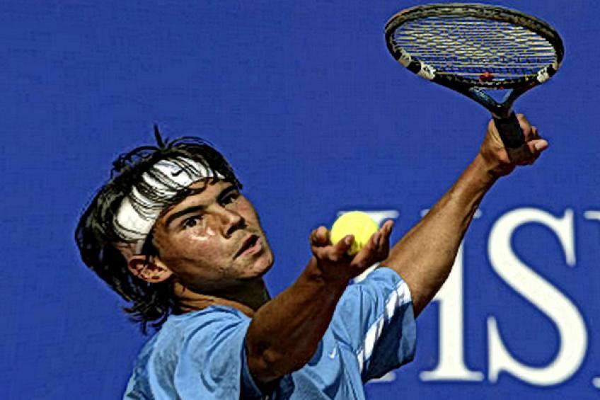 Rafael Nadal tras su primera victoria en el Masters 1000: 'estoy encantado con mi forma de jugar'