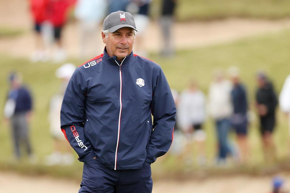 Fred Couples dice que le gustaría servir como capitán de la Ryder Cup, pero puede que sea demasiado tarde