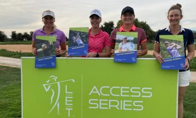 HUMPHREYS ASEGURA LA TARJETA EUROPEA TOUR PARA MUJERES DESPUÉS DE GANAR LA ORDEN DE MÉRITO DE LA SERIE ACCESS - Golf News