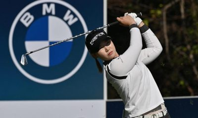 Hee Jeong Lim, Na Rin Un récord de puntuación con 36 hoyos co-líder en BMW Ladies Championship