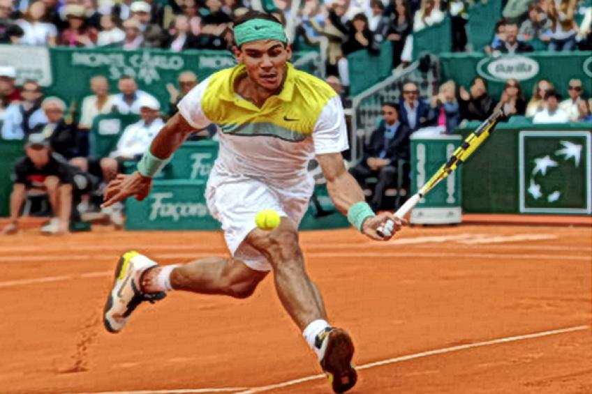 Rafael Nadal recuerda: 'debuté en 2003 y ahora estoy en cinco títulos'