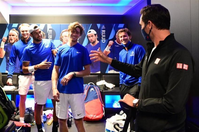 Roger Federer: 'Hoy en día esa estrategia es mucho más parte de tu carrera'