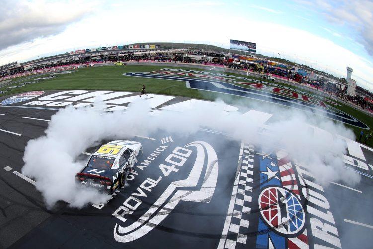 Inspección completa: AJ Allmendinger obtiene la quinta victoria de la temporada 2021 de la serie Xfinity en el ROVAL de Charlotte Motor Speedway